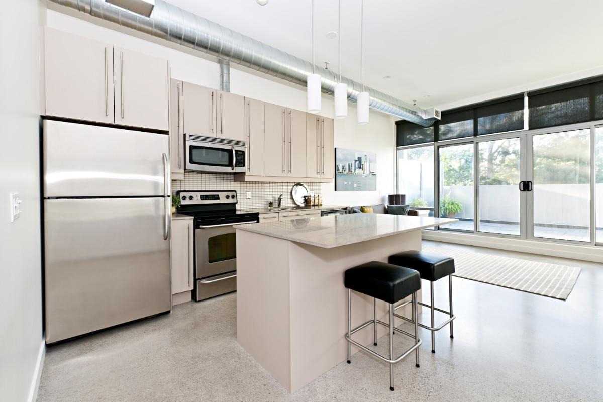 beton poli cuisine