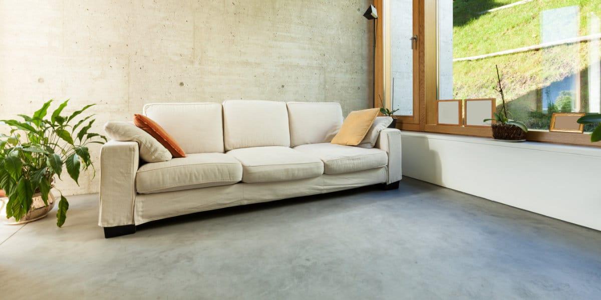 reparer sol beton