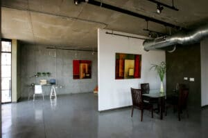 sol beton avantages