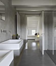 sol en beton cire exemple