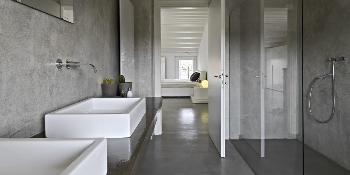 sol mince beton