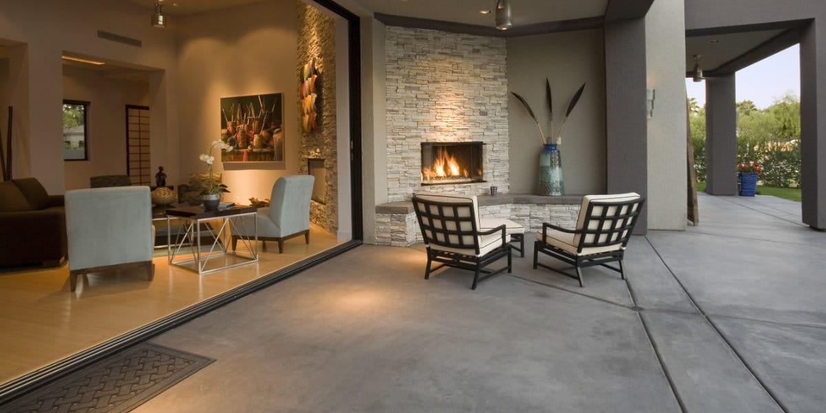 terrasse beton epaisseur