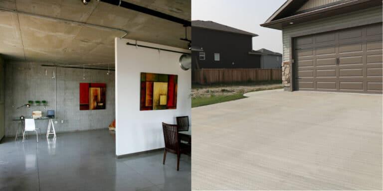types sol beton